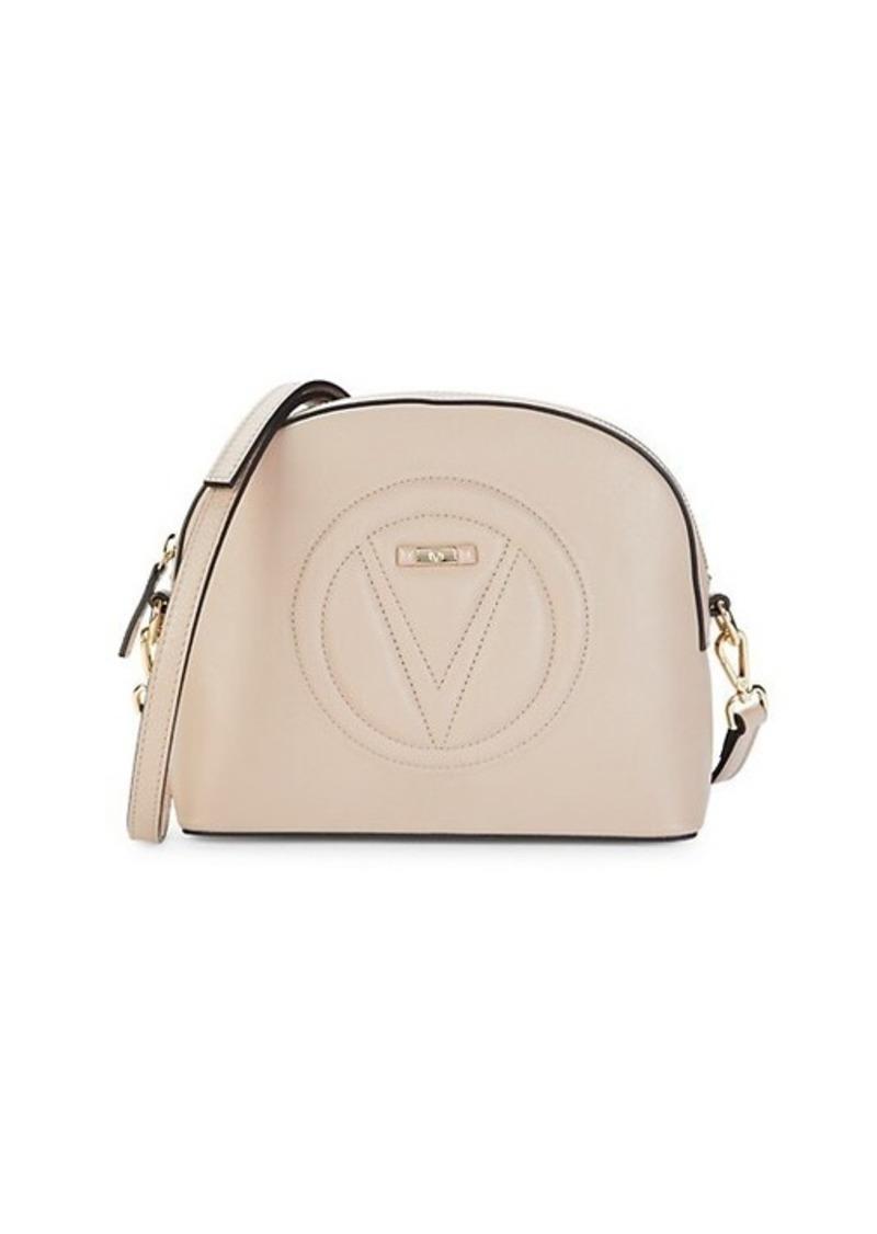 Valentino by Mario Valentino Diana Leather Crossbody Bag