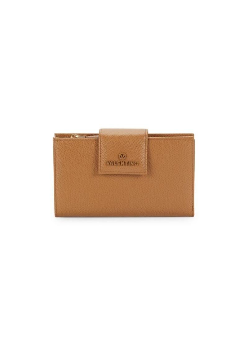 Valentino by Mario Valentino Elton Palmellato Leather Wallet