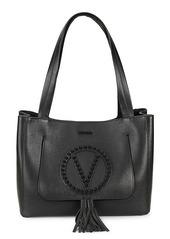 Valentino by Mario Valentino Estelle Rock Leather Shoulder Bag