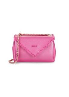 Valentino by Mario Valentino Felicity Rockstud Leather Envelope Bag