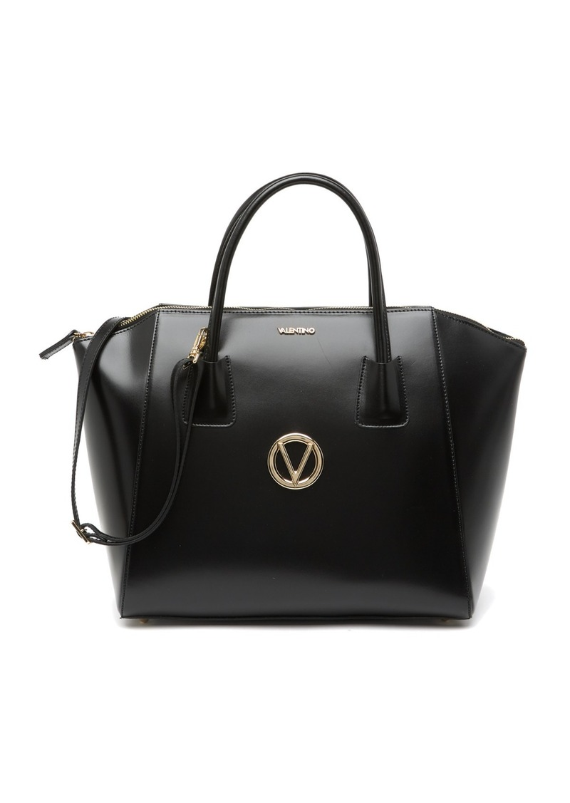 Valentino by Mario Valentino Gigi Soave Leather Satchel Bag