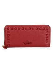 Valentino by Mario Valentino Grace Dollaro Leather Continental Wallet