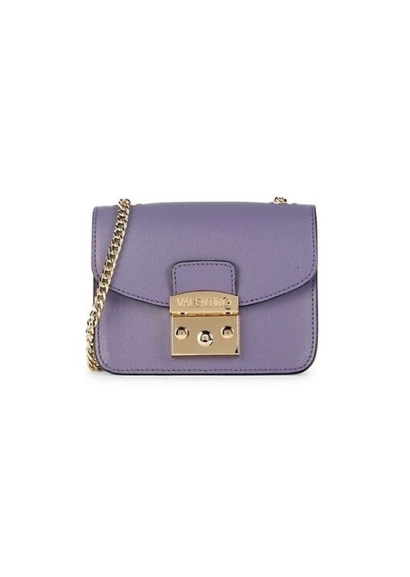 Valentino by Mario Valentino Bijou Jewel Leather Crossbody Bag