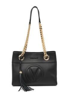 Valentino by Mario Valentino Kali Leather Shoulder Bag