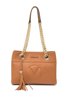 Valentino by Mario Valentino Kali Leather Shoulder Bag
