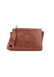 Valentino by Mario Valentino Kiki Studded Leather Shoulder Bag