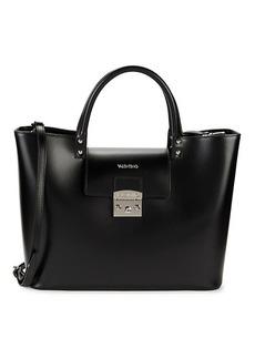Valentino by Mario Valentino Lea Leather Satchel