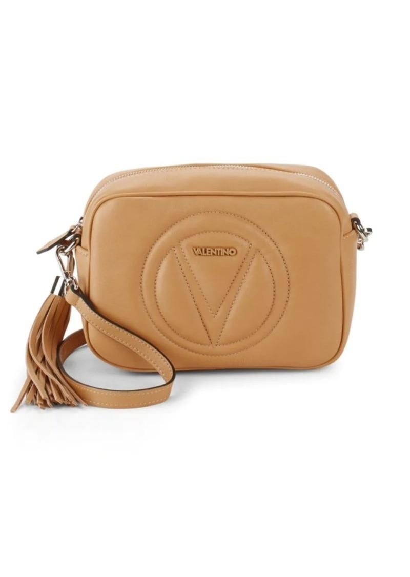 b408568aadc0 Valentino by Mario Valentino Leather Camera Bag