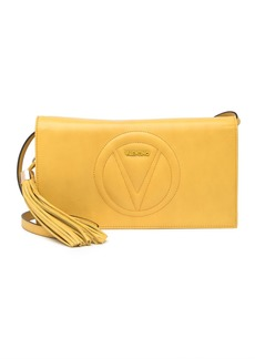 Valentino by Mario Valentino Lena Leather Convertible Shoulder Bag