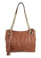 Valentino by Mario Valentino Luisa 2 Sauvage Leather Shoulder Bag