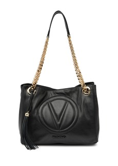 Valentino by Mario Valentino Luisa Leather Shoulder Bag