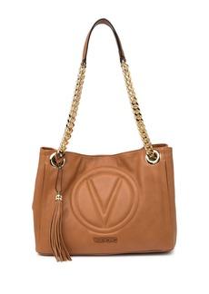 Valentino by Mario Valentino Luisa Leather Shoulder Bag