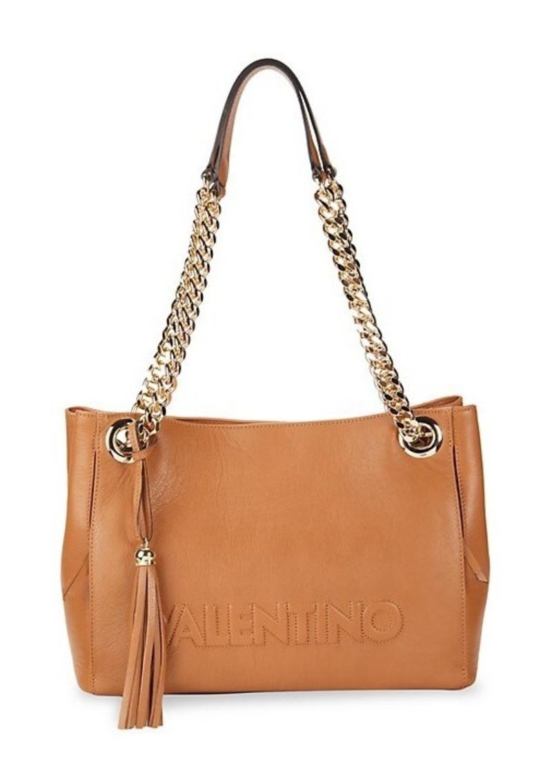 Valentino by Mario Valentino Luisa Leather Tote Bag