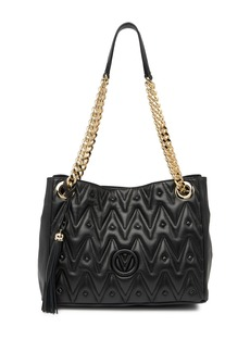 Valentino by Mario Valentino Luisa Quilted Leather Shoulder Bag