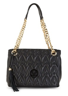 Valentino by Mario Valentino Luisa Quilted Tote Bag
