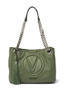 Valentino by Mario Valentino Luisa Rock Leather Satchel