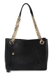 Valentino by Mario Valentino Luisa Sauvage Leather Shoulder Bag