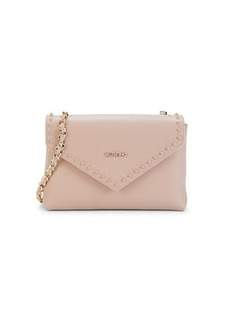 Valentino by Mario Valentino Lynn Leather Envelope Crossbody Bag