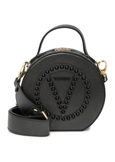 Valentino by Mario Valentino Marion Rock Studded Leather Drum Bag