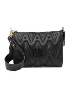 Valentino by Mario Valentino Marlene Quilted Leather Shoulder Bag