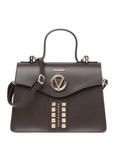 Valentino by Mario Valentino Melanie Leather Top Handle Bag