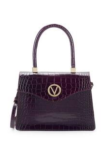 Valentino by Mario Valentino Melanie Leather Tote Bag
