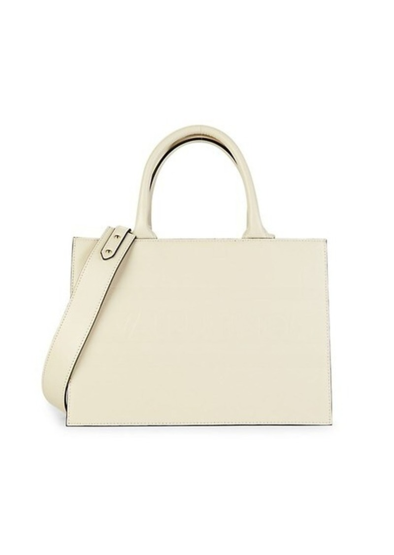 Valentino by Mario Valentino Meline Leather Shoulder Bag