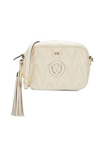 Valentino by Mario Valentino Mia D Leather Camera Bag