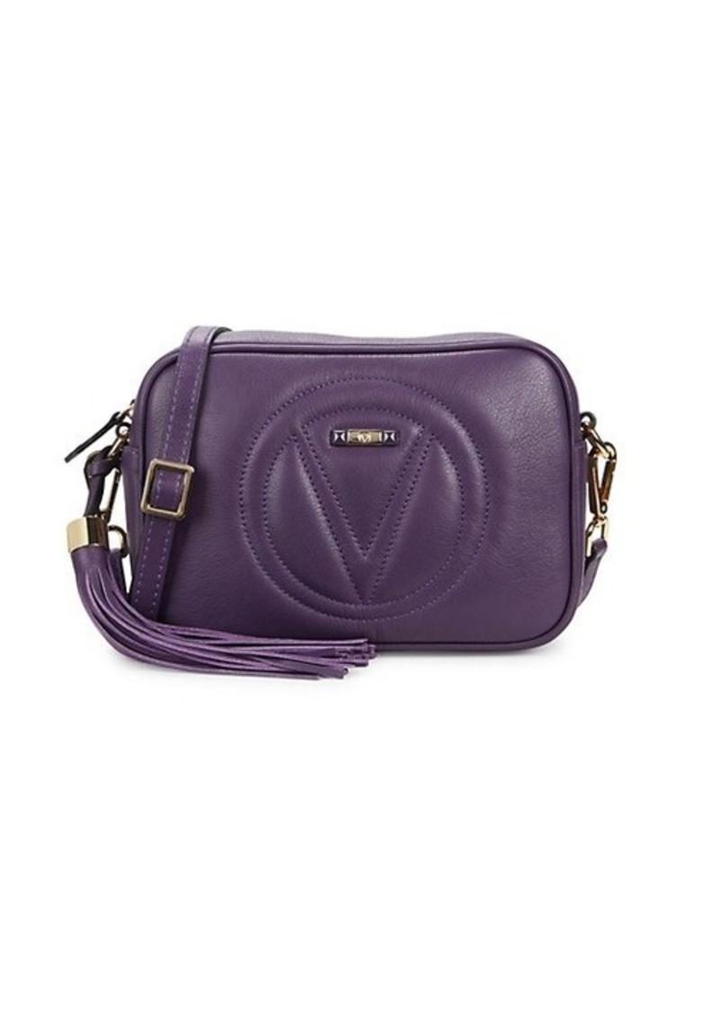 Valentino by Mario Valentino Mia Leather Crossbody Bag