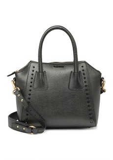 Valentino by Mario Valentino Minimi Preciosa Studded Leather Tote Bag