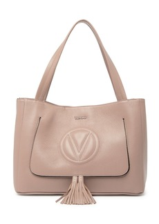 Valentino by Mario Valentino Ollie Classic Leather Tote Bag