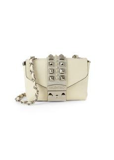 Valentino by Mario Valentino Paulette Studded Leather Mini Bag