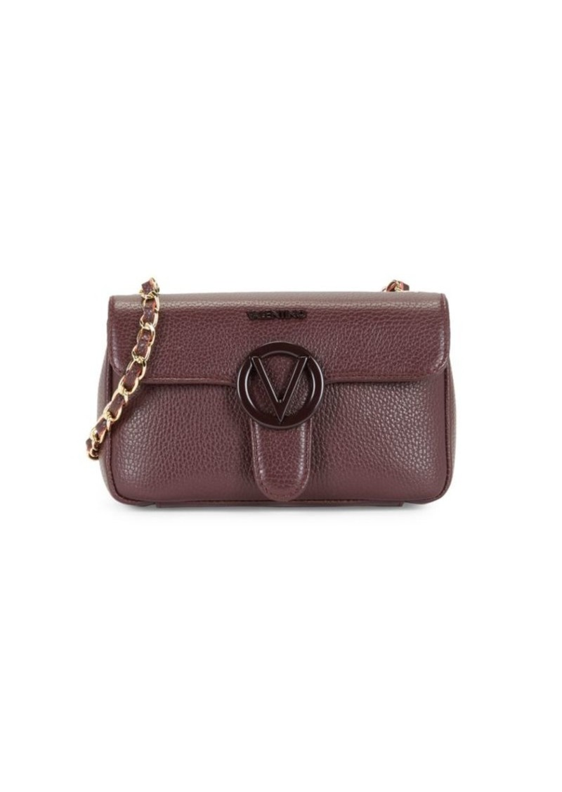 Valentino by Mario Valentino Poisson Leather Crossbody Bag