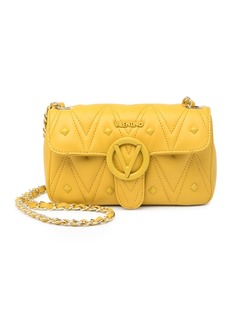 Valentino by Mario Valentino Poisson Quilted & Studded Leather Shoulder Bag