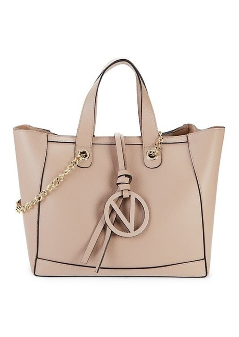 Valentino by Mario Valentino Sophie Leather Shoulder Bag
