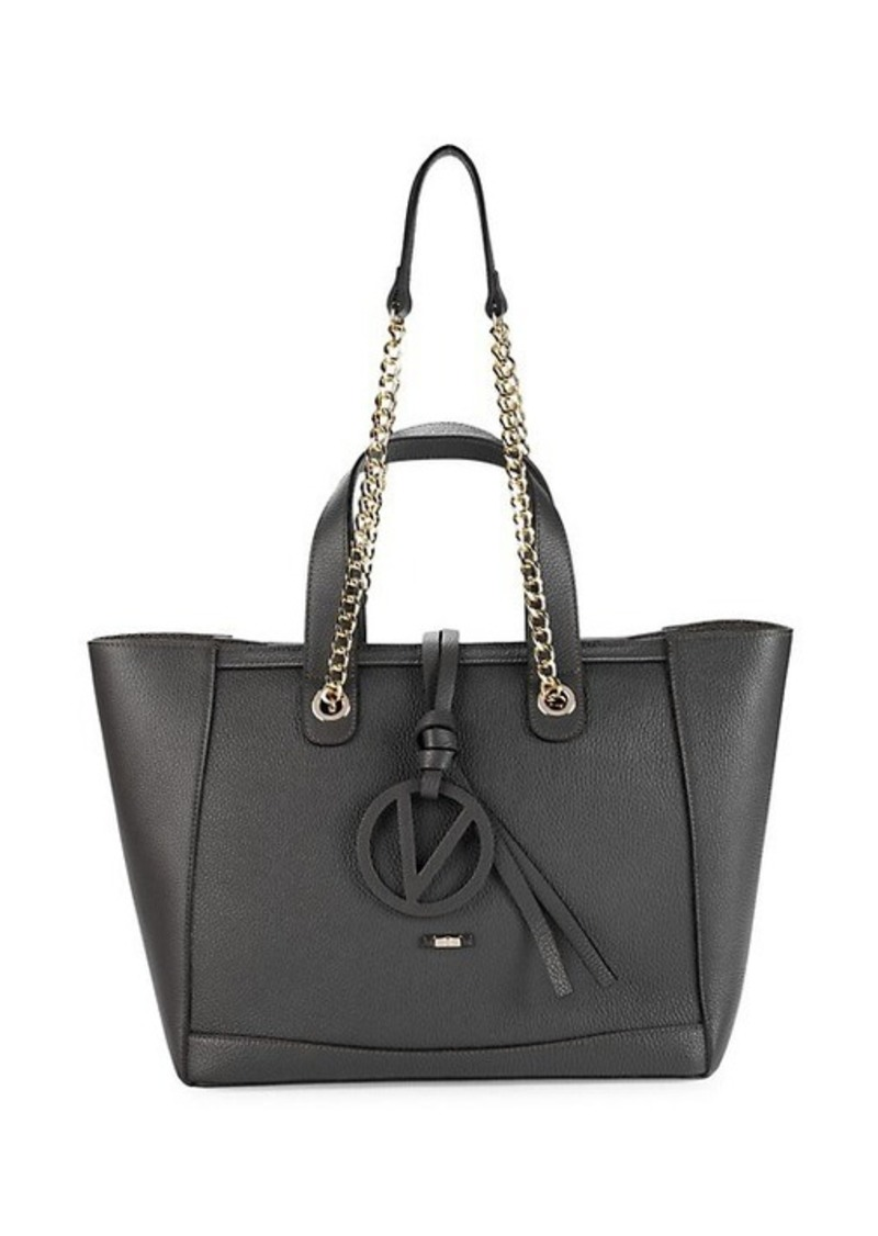Valentino by Mario Valentino Sophie Leather Tote