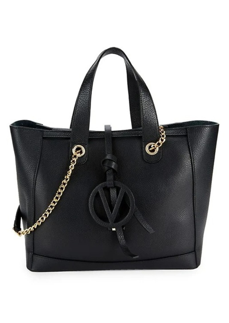 Valentino by Mario Valentino Sophie Two-Way Leather Tote