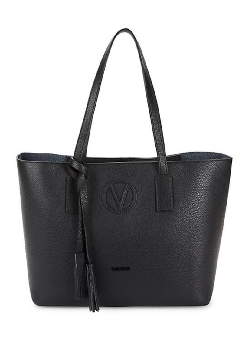 Valentino by Mario Valentino Soho Textured Leather Tote
