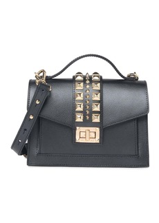 Valentino by Mario Valentino Titti Palmellato Leather Shoulder Bag