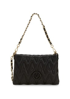 Valentino by Mario Valentino Vanille D Sauvage Studded & Quilted Shoulder Bag