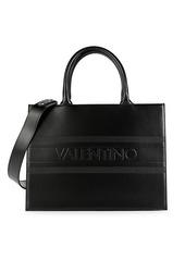 Valentino by Mario Valentino Victoria Leather Top Handle Bag