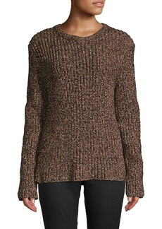 Valentino Cable-Knit Sweater