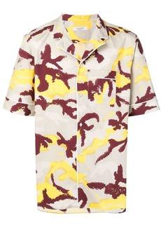 Valentino Camouart short sleeve shirt