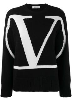Valentino cashmere VLOGO sweater