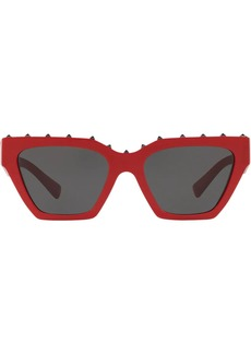 Valentino cat eye frame sunglasses