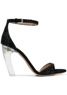 Valentino Garavani curved heel sandals