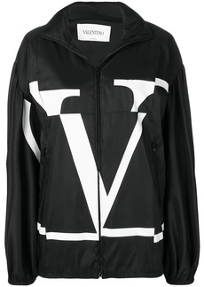 Valentino Deconstructed VLOGO technical jacket