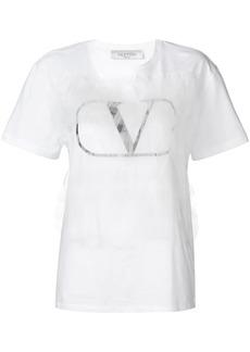 Valentino embellished VLOGO T-shirt