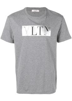 Valentino embossed VLTN T-shirt