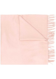 Valentino floral appliqué scarf